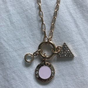Guess Charm Necklace!